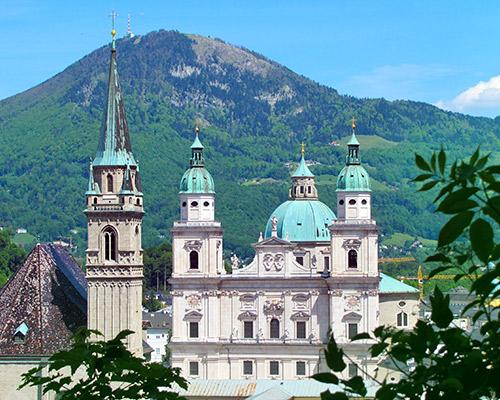 Fin de semana en Salzburgo