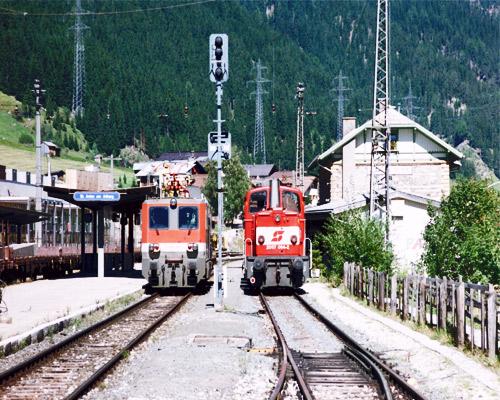 Austria St Anton am Arlberg