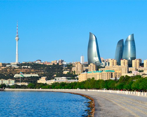 6 Days. Baku 5* + full day tour to Azerbaijan Ski & Nature: Tufandag