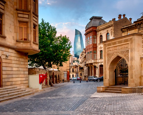 4 Days. Baku 5* + full day tour to Shamakhi and Gabala