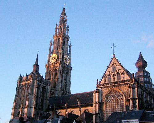 Bélgica Amberes