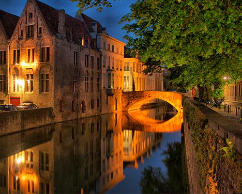 Oferta de Viaje a Bruselas Y Brujas