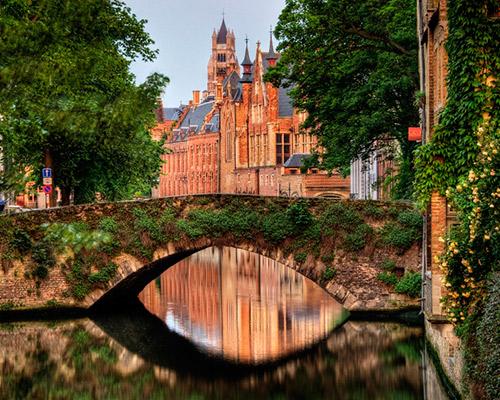 Ruta por Bélgica: Bruselas, Brujas y Gante