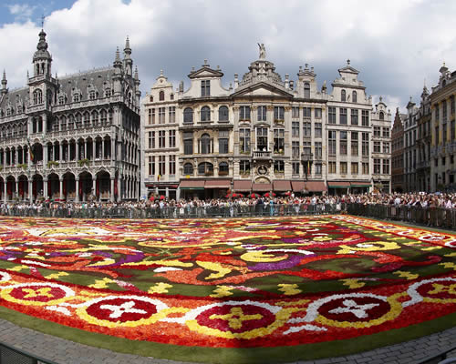 Holidays in The Netherlands and Belgium