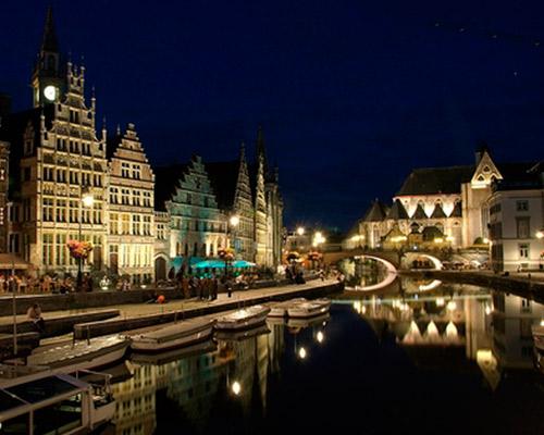 One week in Ghent