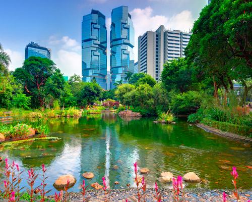 Hong Kong városlátogatás repülővel és szállással