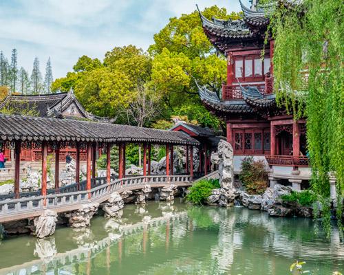 China: Pekín 3n + Xian 2n + Guilin 2n + Hangzhou 2n + Suzhou 1n + Shanghai 2n (13D / 12N)