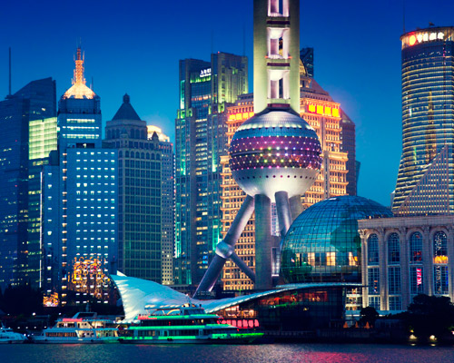 Chinas Megacities: Peking, Shanghai & Hongkong