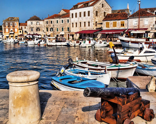 Croatia island escape plus