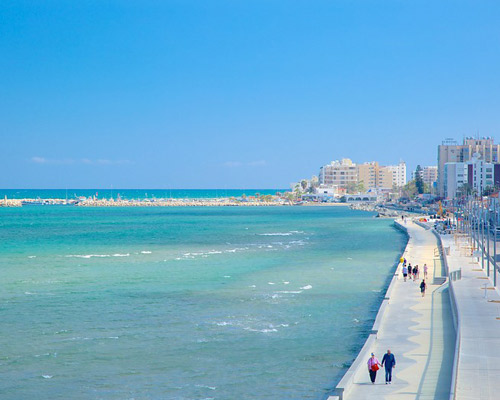Larnaka - Abwechslung pur auf Zypern