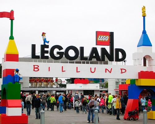 Copenhague y el Parque Legoland