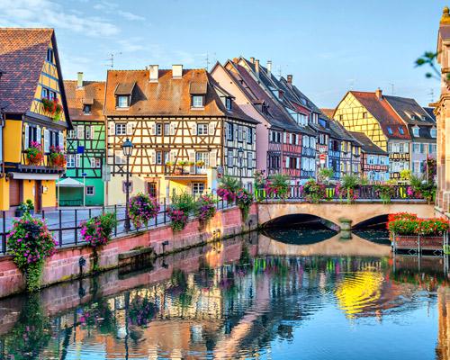 Estrasburgo, Alsacia y Selva Negra Semana Santa desde Zaragoza