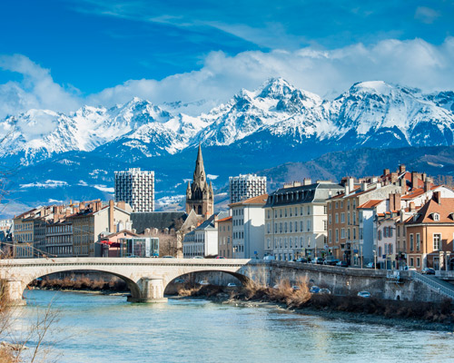 Explore the contrasts of Europe