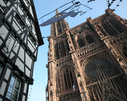 Francia Estrasburgo