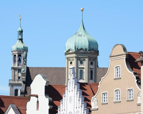 Alemania Augsburg