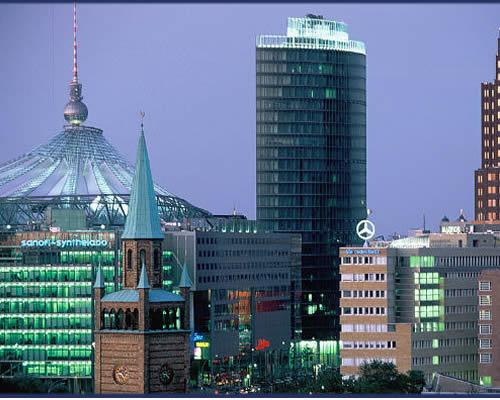 تور کامل برلین