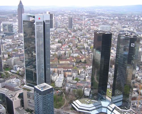 Alemania Frankfurt