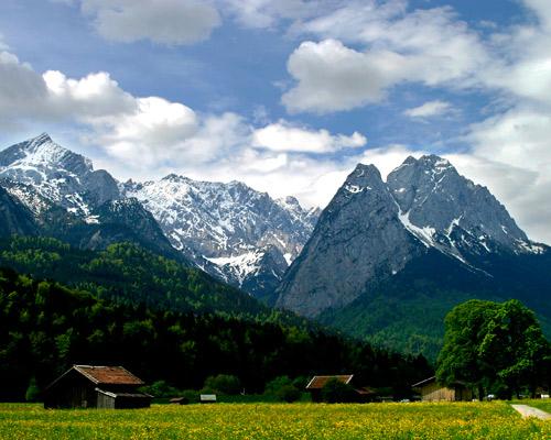 Alemania Garmisch-Partenkirchen