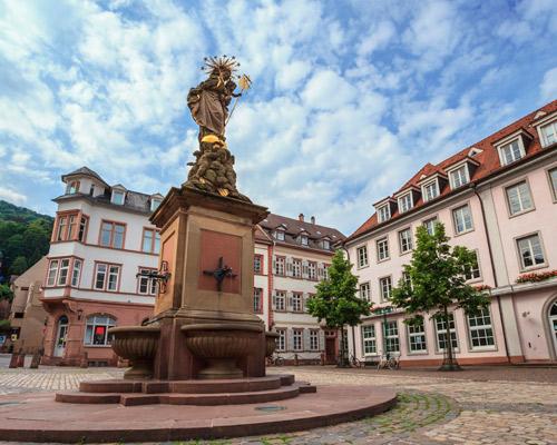 5 Days. Heidelberg 4*