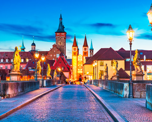 Alemania Wurzburgo