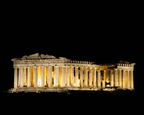Atenas en 2 días