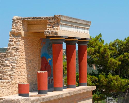Atenas, Mikonos y Heraclio