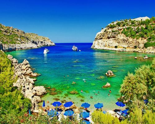 L'incantevole Isola di Rodi - A soli 425 euro per persona - Voli - appartamento e noleggio auto incluso.