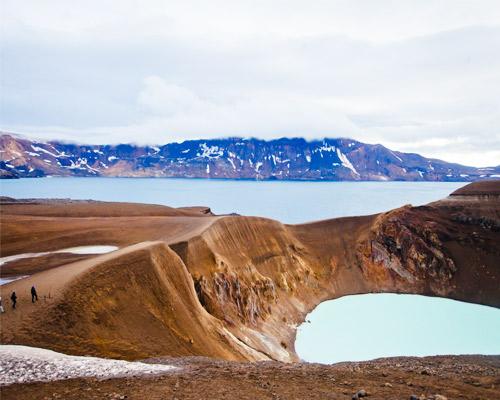 Чудесные Исландии
