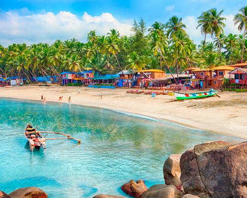 India, Goa: utazás repülővel és hotel reggelivel