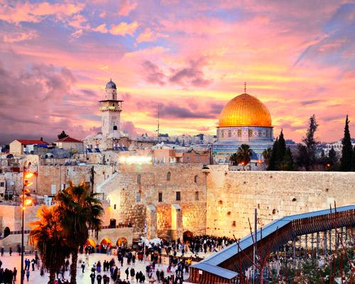 Mit dem Mietwagen Israel entdecken
