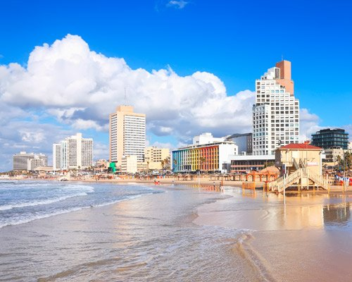 Tel-Aviv, Izrael: utazás repülővel és szállás