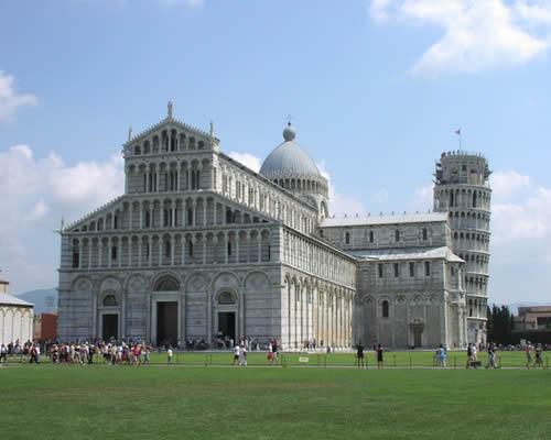 Escapada de San Valentín a Pisa