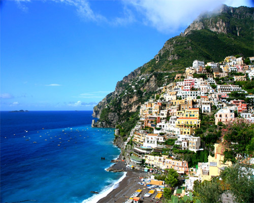 9 Days. Naples 5* I Ravello 5* I Positano 5* I Sorrento 5*