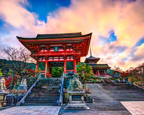 19 Days. Bali 5* I Kyoto 5* I Tokyo 5* I Maldives 5*