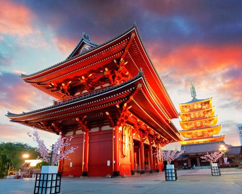 Oferta de viaje a Kyoto y Tokyo