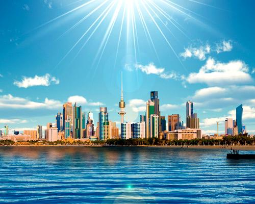 5 Days. Kuwait (Hotel 5* + Flight: Riyadh/Kuwait/Riyadh)