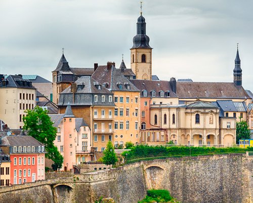 Navidades en Bélgica y Luxemburgo