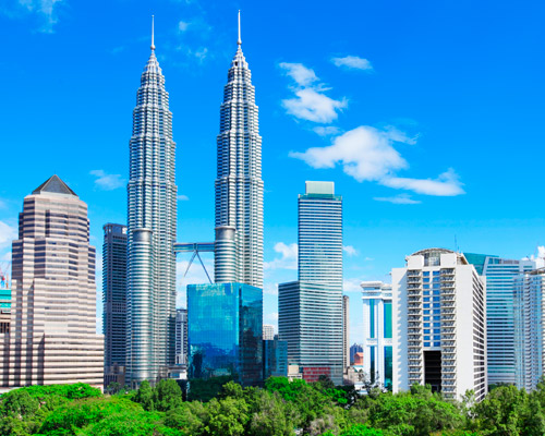 Jewels of Malaysia