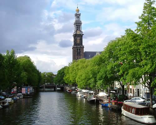 Amsterdam + Botel