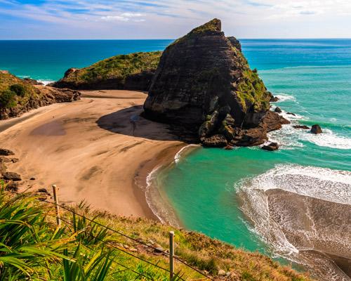 10 nap Új-Zéland, Auckland, 4 csillagos szállással