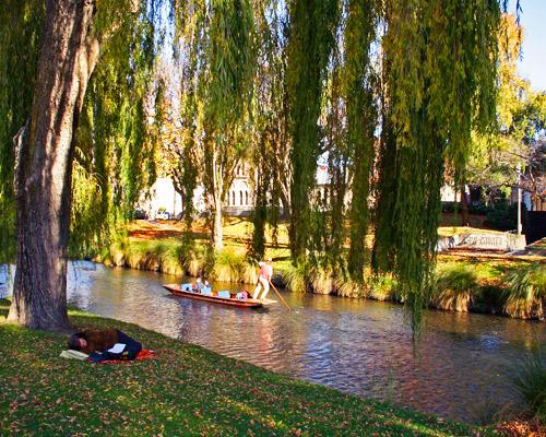 Nueva Zelanda Christchurch