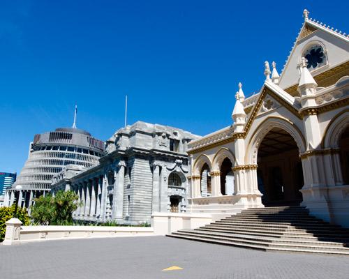 Nueva Zelanda Wellington