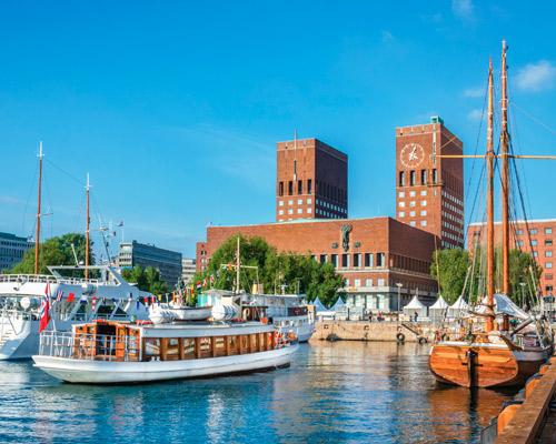 Noruega Oslo