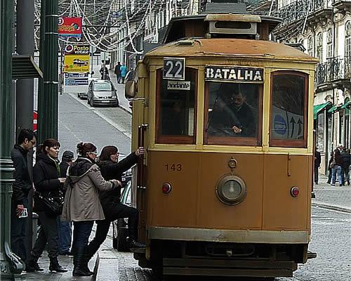 Lisboa - Oporto