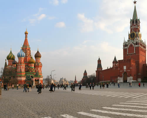 Osteuropas Städte: St. Petersburg, Minsk & Moskau