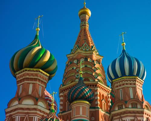 Moszkvai városlátogatás tavasszal, debreceni indulással