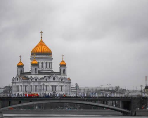 تور کامل مسکو و سن پترزبورگ