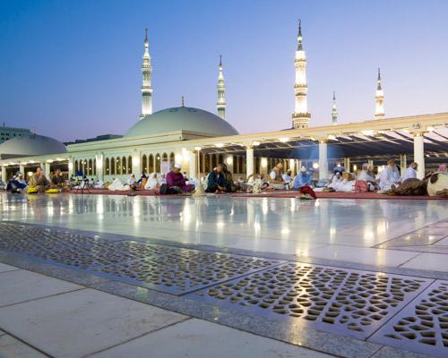 Mecca - Taif - Jeddah