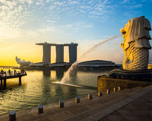 Singapur + Bali