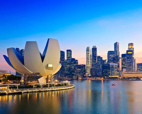 8 Days. Phuket 4* I Singapore 4*